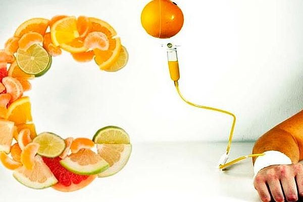 COVID-19, vitamina C y sistema inmune - IIDENUT